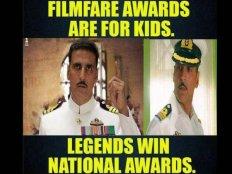 PLEASE मेरा नेशनल अवार्ड वापस लीजिए - अक्षय कुमार