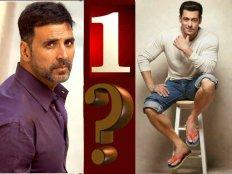 BOX OFFICE: सलमान खान जो 2024 में करेंगे....अक्षय कुमार 2019 में ही निपटा देंगे!