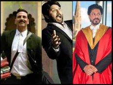 अक्षय कुमार से भिड़ने में डर रहे थे शाहरूख खान....इसलिए फिल्म की REJECT!