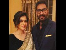 अजय देवगन की फिल्म में काजोल की धमाकेदार एंट्री- 8 सालों के बाद आए साथ!