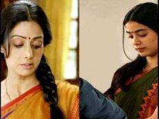 हूबहू श्रीदेवी की तरह दिखती हैं जाह्नवी कपूर, यकीन नहीं आता तो देखें ये 10 तस्वीरें