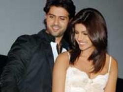 Priyanka Grooves With Ex Boyfriend