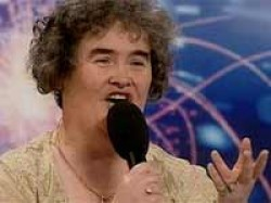Susan Boyle Perform White House