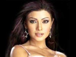 After Salman Khan It Koena Mitra Cycle