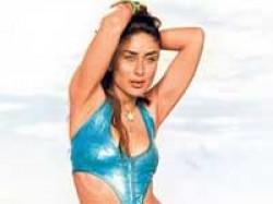 Kareena Comfortable Bikini Kambakkht Ishq Sabbir