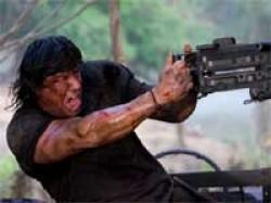 Rambo V For Sylvester Stallone