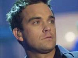 Robbie Williams Haunted Ghost