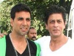Akshay Shahrukh Friendship