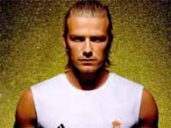 David Beckham Launch Clothing Range