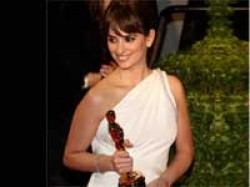 Oscar Like The Best Toy Penelope Cruz