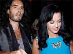 Russell Brand Wants Nude Wedding With Katy Price