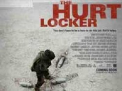 The Hurt Locker Awarded Best Film