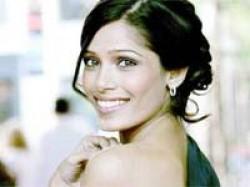 Freida Pinto Will Not Be The Next Bond Girl