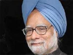 Prime Minister Manmohan Singh Watches Peepli Live