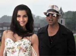 Akshay Kumar Is My Favourite Says Sonam Kapoor