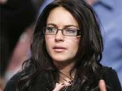Lindsay Lohan Returns Rehab