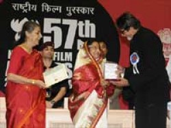 th National Film Awards Bachchans Paa Acclaimed