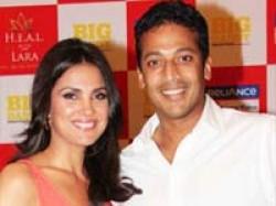 Lara Dutta Mahesh Bhupathi Wed February