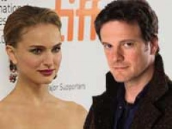 Colin Firth Natalie Best Actor At Golden Globe Aid