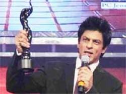Filmfare Shahrukh Khan Beat Salman Khan Best Actor Aid