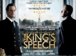 The Kings Speech Wins Best Film Oscar Aid