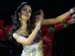 Mallika Presented Item Dance Kagana Birthday Bash Aid