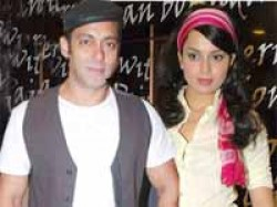 What Is Cooking Between Kangana Ranaut Salman Khan Aid