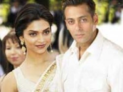 Salman Takes Deepika Katrina Goes Out Film Aid