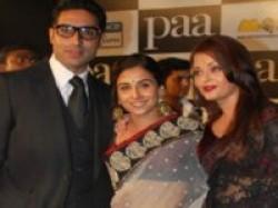 Vidya Balan Abhishek Bachchan Aishwarya Cannes Aid