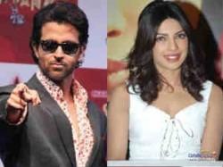 Priyanka Chopra Hrithik Roshan Hurt Set Agneepath Aid