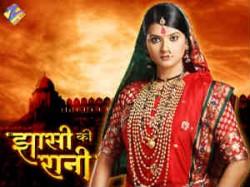 Cat Fight In Tv Serial Jhansi Ki Rani Aid
