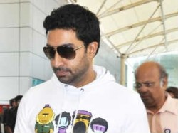 Abhishek Bachchan Injured While Performing Stunt Aid