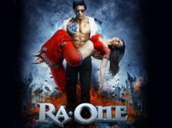 Shahrukh Deposit For Ra One Aid