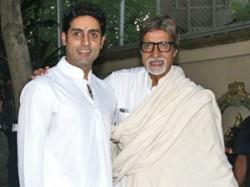 Amitabh Bachchan Promotes Abhishek Players Aid