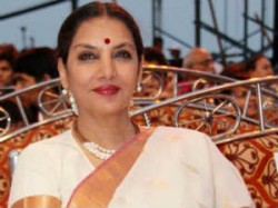 Shabana Azami Padma Bhushan Aid