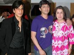 Shahrukh Khan Shirish Kunder Sajid Khan Patch Up Aid