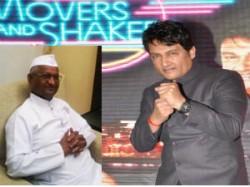 Shekhar Suman Anna Hazare Movers Shakers Sab Tv Aid