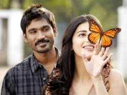 Kolaveri Di Fam Dhanush 3 Movie U Certificate Aid