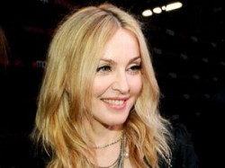 Madonna Pop Star Angry With Daughter Lourdes Smoking Aid