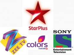 Top Tv Channels Star Plus Zee Tv Colors Sab Sahara One