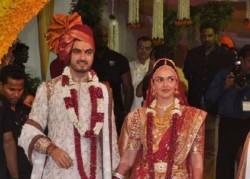 Esha Deol Bharat Taktani Wedding Photos