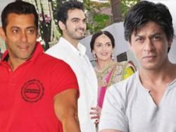 Shahrukh Not Attended At Esha Deol Wedding