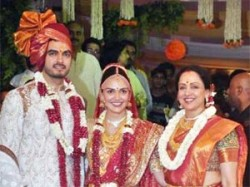 Sonia Gandhi Invited Esha Deol And Bharat Takhtani