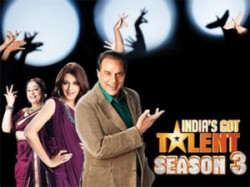 Sonali Is Out From India Got Talent