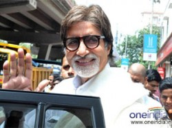 Amitabh Bachchan Is Not Angry With Gandhi