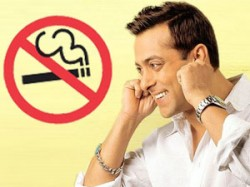 Salman Khan Quit Smoking Now Chewing Gum