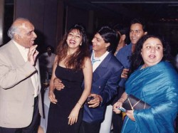 Rare Unseen Pictures Yash Chopra With Bollywood Stars