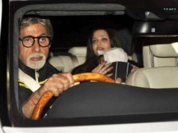 On Aaradhya Birthday Amitabh Gift Her Bmw Mini Copper