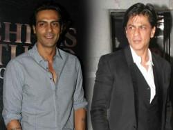 Shahrukh Khan Not Invited Arjun Rampal Birthday Party