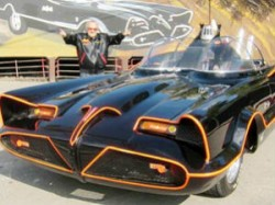 Batman Car Auctioned For 46 Crore American Dollar